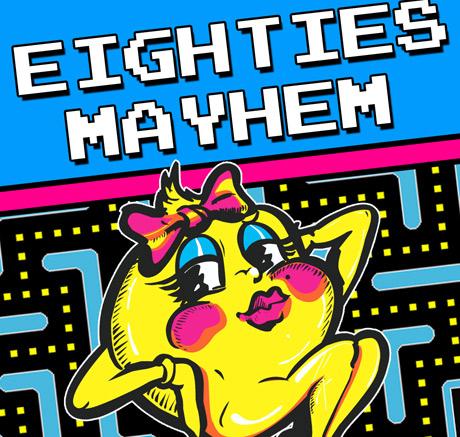 Black Cat Eighties Mayhem