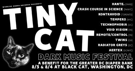 Black Cat Show Info